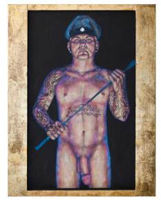 """Acrylic on wood 18"""" x 24"""" $1,800.00"""