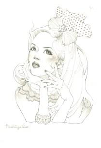 Danni Shinya Luo - The Fortune-Teller's Daughter