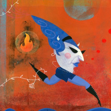 Barry Fitzgerald - Devil in a Blue Dress