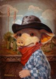 Macsorro - El Pig Boy