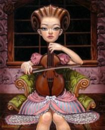Macsorro - Violin Girl