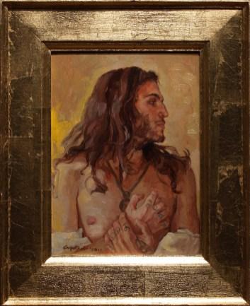 Gail Potocki - Portrait of Daniel
