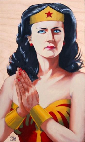David VonDerLinn - Wonder Woman