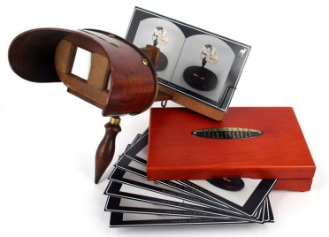 Lisa Black - Lisa Black Stereoscope