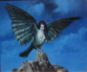 Dave Lebow - Harpy Perch