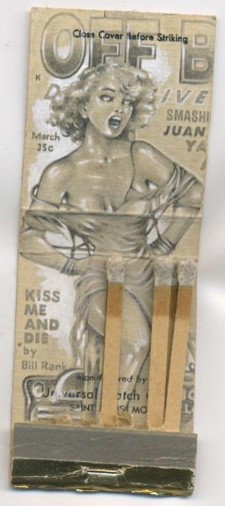 Jason D'Aquino - Kiss Me and Die