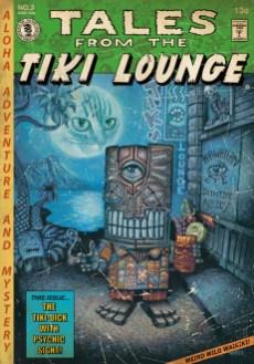 """Brad """"Tiki Shark"""" Parker - Tales From the Tiki Lounge No. 6 (Hawaiian Eye)"""