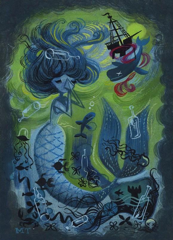Miles Thompson - Mermaid's Lament