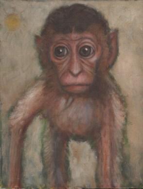 Richard Meyer - Infant Monkey