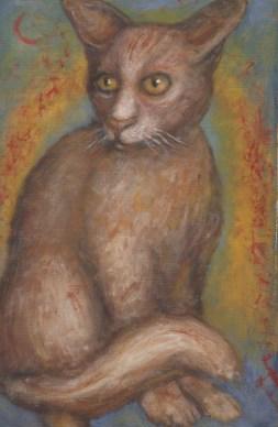 Richard Meyer - Orange Cat