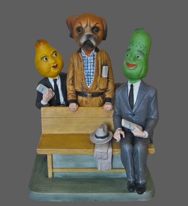 Click Mort - Waiting To Hear What The Dog Has To Say