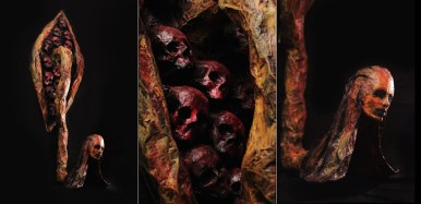 Myron Conan Dyal - Skullborne Naga