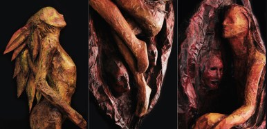 Myron Conan Dyal - Cycle of Life (Triptych)