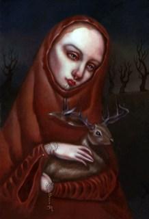 Jasmine Worth - Patron Saint of Freaks