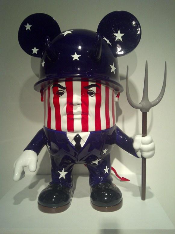 Bob Dob - Lifesize Giant Luey Patriotic Colorway, ed. of 5