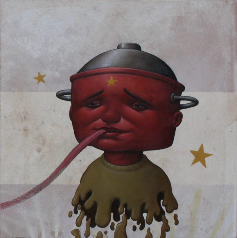 Bob Dob - Pot Head Red 1