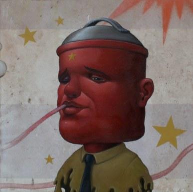 Bob Dob - Pot Head Red 2
