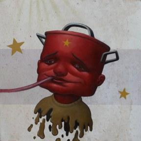 Bob Dob - Pot Head Red 5