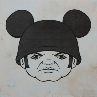 Bob Dob - Mouseketeer Army Head 1