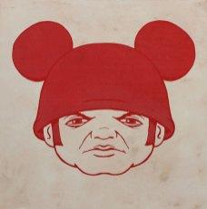 Bob Dob - Mouseketeer Army Head 7