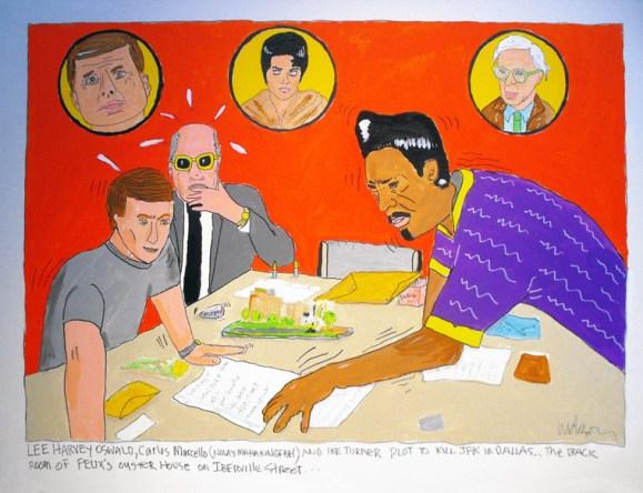 Hudson Marquez - The Plot Against JFK