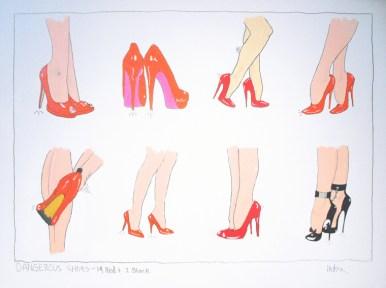 Hudson Marquez - Dangerous Shoes