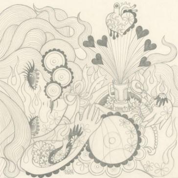 Junko Mizuno - Euphoria: Scorpion (drawing)