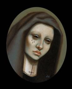Jasmine Worth, Dark Goddess 1