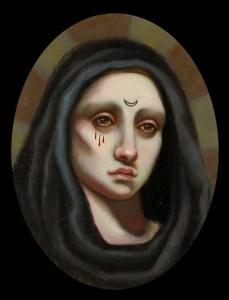 Jasmine Worth, Dark Goddess 3