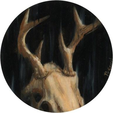 Ruel Pascual - Deer Skull