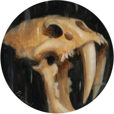 Ruel Pascual - Tiger Skull