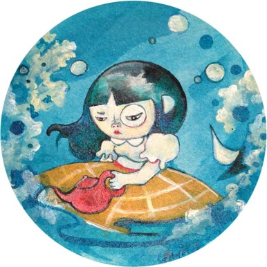 Cristina Paulos - Tea Wave