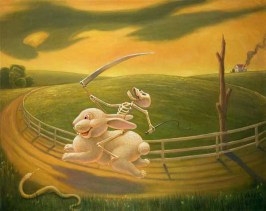Oil on canvas, 16 x 20 in. (plus frame) $2,200.00