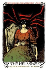Malleus - Melvins 2008Silkscreen print on heavy stock paper (edition of 200) 19.5 x 27.5 in. $90