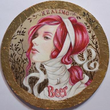 Susanne Apgar - Healing Beer