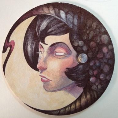 Katherine Brannock - Melancholy Moon