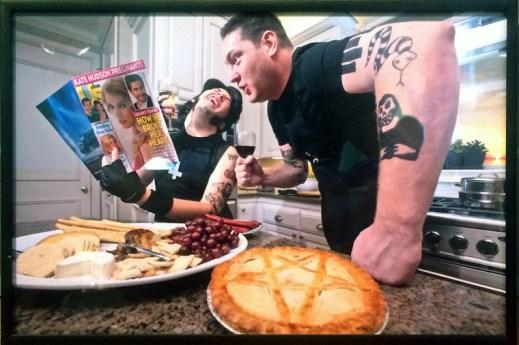 Shane Brown - Henry & Glenn Domestic Scene: Wine Photograph