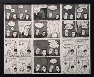 J. T. Dockery - Footsies, Page 1-6