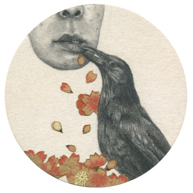 Stephanie Inagaki - Murder of Crows - Sakura no Chi