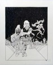 Keenan Marshall Keller - Henry & Glenn in Space! Cover