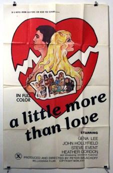 A Little More Than Love