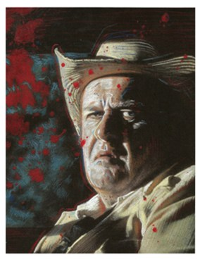 Nathan Anderson - M. Emmett Walsh as Private Detective (From Blood Simple)