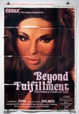 Beyond Fulfillment