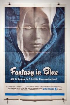 Fantasy in Blue
