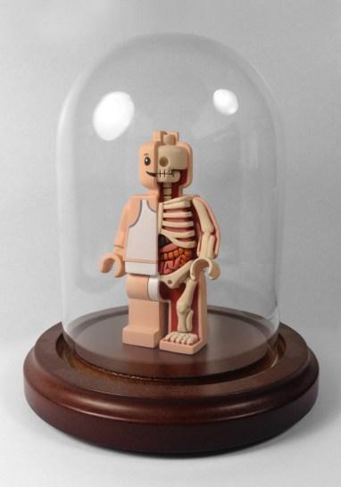 Jason Freeny - Mini Figure Dissected (1 of 7)