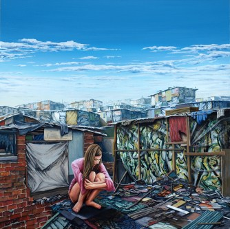 Jeff Gillette - Mural