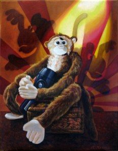 Annette Hassell - Monkey Shines