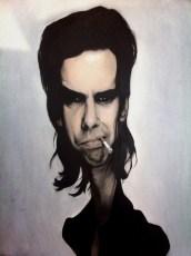 Drew Mancilla - Nick Cave