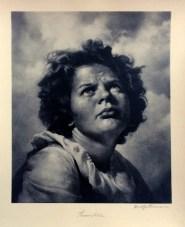 William Mortensen - Thunder
