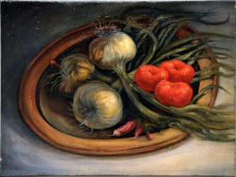 Christopher Ulrich - Garlic and Tomatoes
